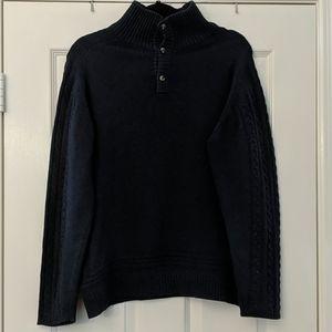 Men's Nordstrom TOSCANO Italian Made Wool Sweater